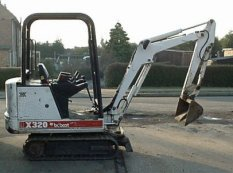 Stowmarket Digger Hire