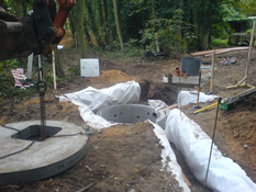 Suffolk Septic Tank Installation